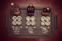 eat.sleep.MAKE.: CRAFT: Whiskey Tasting Set Bow Tie Party, Bourbon Bar, Whisky Tasting, Cheese Tasting, Whiskey Cocktails, Wine Parties, Baby Birthday, Birthday Bash, Holiday Recipes