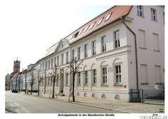 Schulgebäude Glambecker Straße 2010
