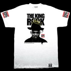 Dissizit - The King of Rock tee!