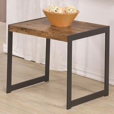70402 End Table by Coaster