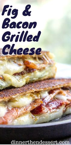 Sandwiches on Pinterest | Grilled cheese sandwiches, Bacon grilled ...