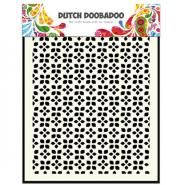 Dutch Doobadoo Template - Small Leaves