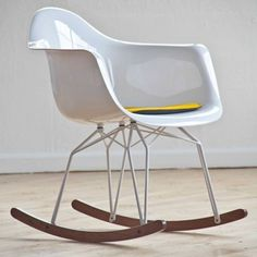 Kubikoff Diamond rocker armchair design schommelstoel