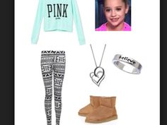 Mackenzie ziegler outfit #1. I would sooo wear this outfit!!