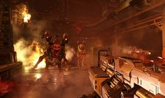 DOOM: The Great Return of Epic First-Person-Shooter Action
