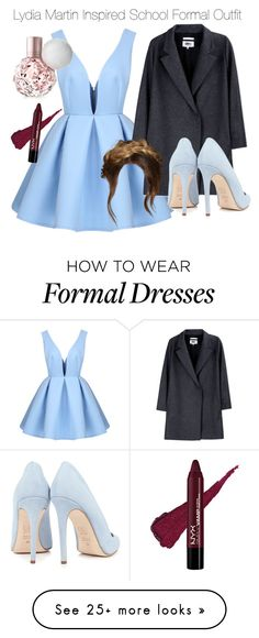 """Lydia Martin Inspired School Formal Outfit"" by staystronng on Polyvore featuring moda, MM6 Maison Margiela, Dee Keller, Prom, school, formal, LydiaMartin y tw"