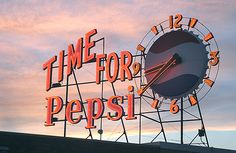 Time for Pepsi, Quincy, Illinois