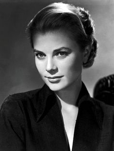 Grace Kelly Film: 28 Actresses That Could Play the Hollywood Icon Vintage Hollywood, Hollywood Glamour, Hollywood Stars, Classic Hollywood, Hollywood Icons, Divas, Catherine Deneuve, Nicole Kidman, Timeless Beauty