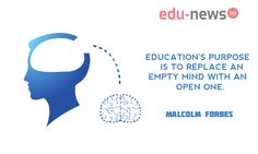 Malocm Forbes Education Quotes, Mindfulness, Student, Educational Quotes, Consciousness