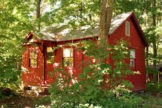in Montville, US. Take in the lovely Maine woods and all that our incredible property has to offer, while enjoying your own private cabin tucked away in the trees!   Join us this Fall for the 2015 Common Ground Fair, we're conveniently located just 20 minutes away!...