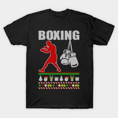 boxing Lover Shirt Ugly Christmas Sweater boxing T-Shirt  #birthday #gift #ideas #birthyears #presents #image #photo #shirt #tshirt #sweatshirt #hoodie #christmas