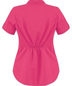 Elastic at the back only Scrubs Outfit, Scrubs Uniform, Maternity Scrubs, Buy Scrubs, Nurse Costume, Medical Scrubs, Scrub Tops, Mandarin Collar, Work Attire