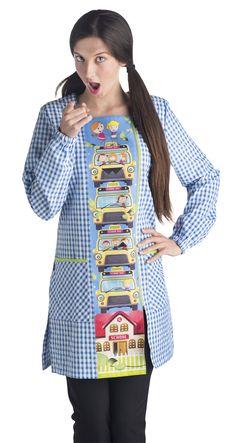 € 35,95 - Bata Maestra Bus Azul. Hasta fin de existencias disponible en talla SG.