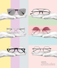 Lunettes Attitudes Magazine Printemps-Été 2018 par Agence 100% et Preview. Premier magazine des Opticiens Indépendants de France ! #eyes #eyewear #fashion #tendances #glasses #lunettes #opticien #optician #optique #luz #luzoptique #magazine #webzine