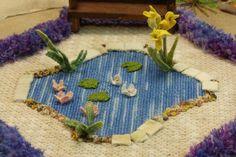 Kay Dennis Stumpwork - Stumpwork 3D Garden