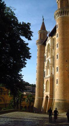 Palazzo Ducale di Urbino. Foto by Ilaria Bertini, province of Pesaro and Urbino , Marche region Italy
