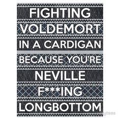 Harry Potter humor - I read this and laughed out loud:)