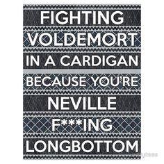 More Neville love