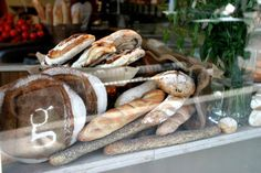 Gail's Artisan Bakery - shops across London with the most gorgeous bread and coffee.