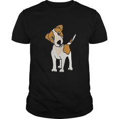 Funny Jack Russell Terrier Tshirt