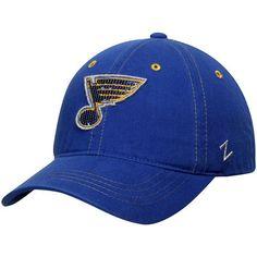 newest 2b50c 7b215 St. Louis Blues Zephyr Women s Relish Adjustable Hat - Blue