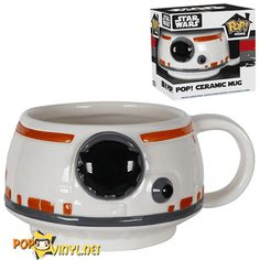 Boost the Collection With Star Wars Pop! Mugs http://popvinyl.net/news/boost-collection-star-wars-pop-mugs/  #funko #home #popvinyl #StarWarsPop!mug