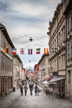 Haga is one of the oldest neighbourhoods in Gothenburg, Sweden, and it's conveniently located within walking distance of the city centre - via flickr.com