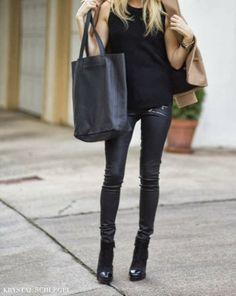BLACK + NEUTRAL FALL BASICS