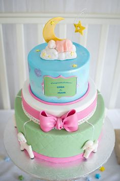 The Party Wagon - Blog - LULLABY BABYSHOWER