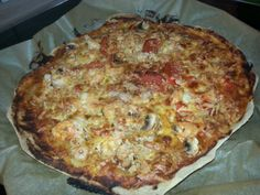 "Kurze Lebensdauer: Mal raten, wie lange diese wundervolle Pizza ""gelebt"" hat? ""Nur wenige Sekunden!!!"" Schmetterlingsgeschichten.blog.de"