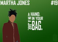 Martha Jones by acm1979.deviantart.com on @deviantART