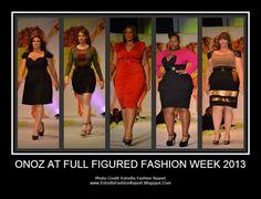 2013 Full Figured Fashion Week Indie Designer Showcase