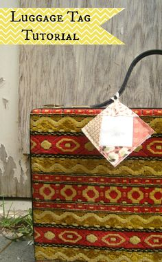 Nancy dell'olio, Quilt and Colors on Pinterest : quilting luggage tags - Adamdwight.com