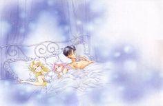 Naoko Takeuchi, BSSM Original Picture Collection Vol. IV, Chibiusa, Endymion, Serenity