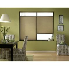 Gold Rush 25 to 25.5-inch Wide Cordless Top Down Bottom Up Cellular Shades (25W x 60H Gold Rush), Brown (Polyester)