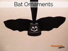 Housewife Eclectic: Halloween Ornaments