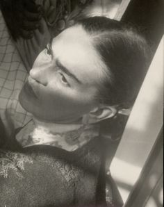 Frida my most favorite artist of all time!! amazing woman!