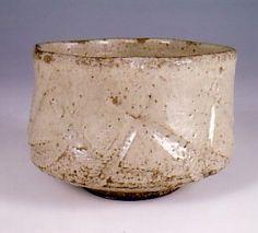 "Karatsu teabowl, ""Genkai"". 16th century, Japan"