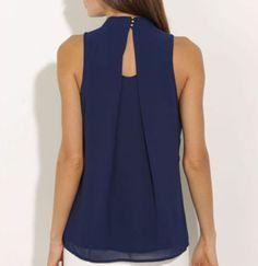 Fashion Women Summer Vest Top Sleeveless Shirt Blouse Casual Tank Tops T-Shirt | eBay
