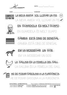 Dossier G (Català Inicial + Alfabetització) - Agost 2014