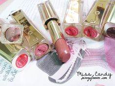 L'Oreal Miss Candy : Miss Caramel  by http://www.pinnyforever.com