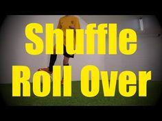 Shuffle Roll Over - Dynamic Ball Mastery Drills for U10-U11