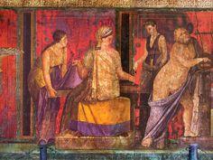 Pompei: nuovo splendore per la villa dei Misteri aperta dopo il restauro
