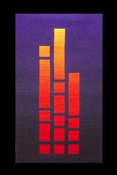 Rebecca Mezoff, Tapestry Artist: Woven Transparencies