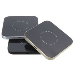 Aluminium Qi Wireless Charger Charging For HTC Nokia LG Samsung Galaxy S6 Edge
