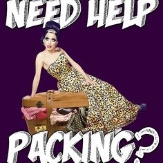 Bianca Del Rio - Need Help Packing?