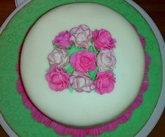#wiltoncontest  Course 3 Final Cake  Michaels, Jensen Beach, FL
