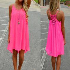 Vrouwen zomer sexy jurk grid stiksels backless feestjurk chiffon maxi jurken voor vrouwen oversize SY839Y