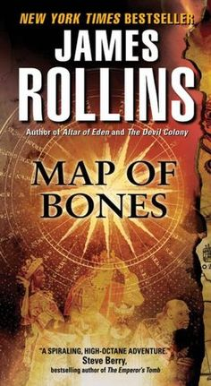 Map of Bones (Sigma Force Series)