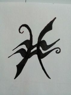 debating between the symbol or the actual pisces...hmmm...aquarius pisces cusp